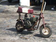 Sears Mini Bike Early to Mid 1960's