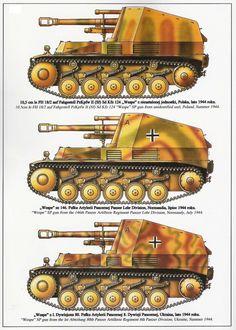 Panzerwaffe =  Weapons