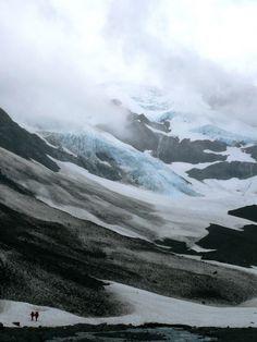 woah, glacier