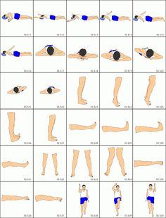 Stretching exercises 18