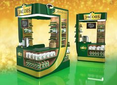 JACOBS SHOP on Behance