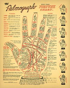 Witch Spell Book, Witchcraft Spell Books, Wiccan Spells, Palm Reading Charts, Palmistry Reading, Vintage Inspiriert, Tarot Learning, Fortune Telling, Mystique