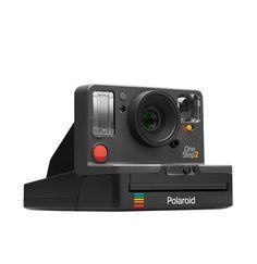 b17018fb5 Polaroid Originals OneStep 2 i-Type Analogue Instant Camera Graphite  Polaroid Original, Instant Camera