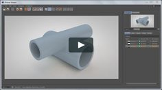 This is another short tutorial on modeling a pipe connection in Cinema This time we& going to weld two cylinders on top of each other. Cinema 4d Tutorial, Shorts Tutorial, Cgi, Welding, Modeling, Adobe, Connection, Goodies, Tutorials