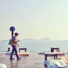 """Google Street View """"Special Collection"""" coming soon at Sri panwa Baba Nest http://www.babaphuket.com/phuket-luxury-restaurant-best-sea-view-restaurant-thailand.html"""