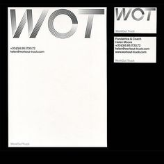 "1,157 Likes, 11 Comments - Visualgraphc (@visualgraphc) on Instagram: ""WOT Identity by @adrien_menard & @vicky___coy"""