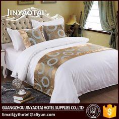 Bedroom Wall, Master Bedroom, Bedroom Decor, Quilt Bedding, Bedding Sets, Bed Scarf, Hotel Bed, Hotel Supplies, Bed Runner