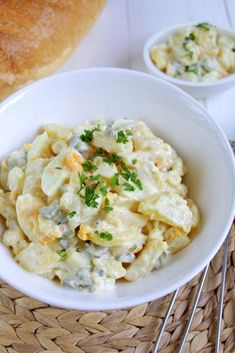 Side Dish Recipes, Side Dishes, A Food, Food And Drink, Kneading Dough, Smart Kitchen, Risotto, Potato Salad, Food To Make