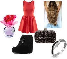"""Party!!!"" by hana-banana246 ❤ liked on Polyvore"
