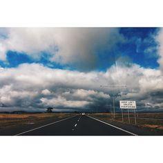 - #Australia on the #road - #aussie #travel #memories #sky #clouds #igers #igersaustralia #igerscatalunya #records #viatge #cel #nuvols Font: arxiu personal by dynamic_capture
