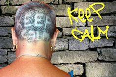 Pazza Idea Parrucchiere: Disegni sui capelli: uno stile originale e comunicativo!