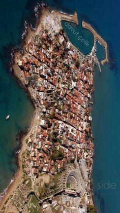 Side Harbor, Manavgat Antalya Turkey, photo=Davut Çelik
