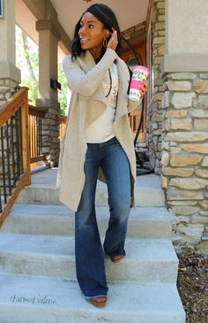 Fall Weekend Style: Soccer Mom Outfit