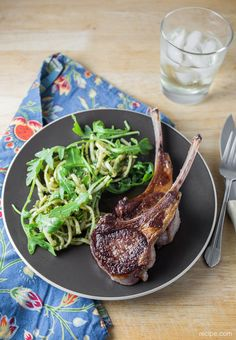 Minty Pasta Salad with Lamb: Quick, Easy, and Elegant