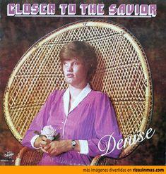 Las mejores portadas de discos: Closer to the savior de Denise.
