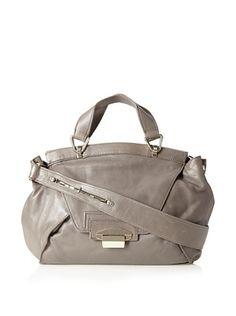 e81296d783f Kooba Women s Leonard Shoulder Bag (Stone)