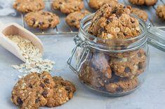 Μπισκότα βρώμης. Τα παιδιά μου λατρεύουν τα μπισκότα! Έτσι, προσπαθώ να φτιάχνω συχνάυγιεινές συνταγές για μπισκόταπου αρέσουν σε όλους μας!