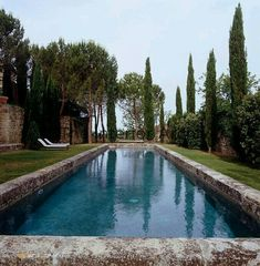 42 Gorgeous Summer Pool Design Ideas Enjoy the Summer - Piscina Corner Landscaping, Pool Landscaping, Luxury Swimming Pools, Luxury Pools, Above Ground Pool, In Ground Pools, Building A Swimming Pool, Vinyl Pool, Summer Pool