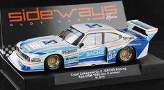 Sideways - Ford Capri Zakspeed Gr.5 SACHS Racing (SW36) - Sideways by Racer - Ford Capri Zakspeed Gr.5 SACHS Racing (SW36) #slotcar