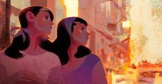 Women on the Verge - The New Yorker Elena Ferrante, Beloved Movie, Friends Illustration, The Verge, Most Beautiful Images, Cult Movies, Film Books, Horror Films, The New Yorker