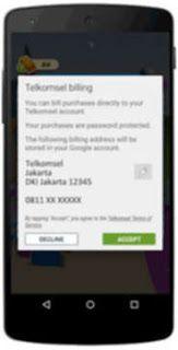 Cara Beli Aplikasi di Play Store dengan Pulsa Telkomsel