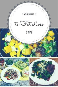 There is one secret to fat loss. Veggies. Veggies will change your life and fat loss journey.