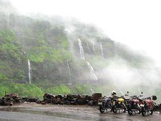 Malshej Ghat  by Yazed Lord, via Flickr