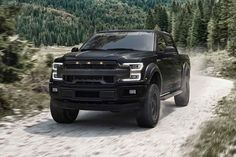 XLT and Lariat owners have can have their 2020 Ford truck upgraded with Roush's luxurious appearance and equipment package. The exterior sets the Roush. Big Trucks, Ford Trucks, Pickup Trucks, Van Winkle Bourbon, Ford F150 Lariat, 20 Inch Rims, 2018 Ford F150, New Mustang, Off Road Tires