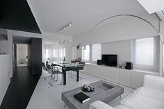 Arredamento minimal moderno
