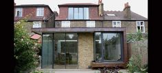 Lowther Road | Contemporary Rear Extension | IQGlass