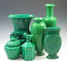 Cowan | American Art Pottery | #Belhorn Vintage Pottery, Pottery Art, Ceramics Ideas, I Give Up, Ceramic Clay, American Art, Horns, Arts And Crafts, Art Deco