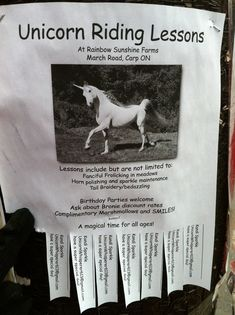 These Funny Signs Will Brighten Your Day: Whoever Put Up These Hysterical Flyers Is A Brilliant Mastermind