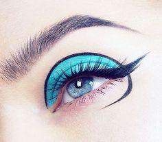 New Look, That Look, Linda Hallberg, Fantasy Makeup, Body Painting, Make Up, Eyes, Creative, Instagram Posts