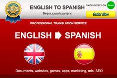 translate English to Spanish 500 words by xavierx