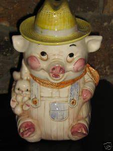 Grammy's pig jar