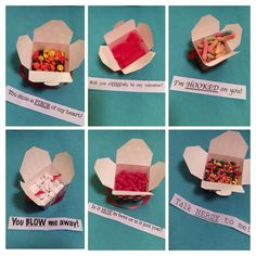 Sweet little Valentine treats and notes for your boyfriend! Cute Valentine Ideas, Little Valentine, Valentines Day Gifts For Him, Valentine Treats, Valentine Day Love, Boyfriend Food, Cute Gifts For Your Boyfriend, Boyfriend Gifts, Cute Notes For Him