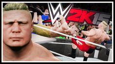 WWE 2K15 - Extreme Moments By Brock Lesnar! (PS4/XboxOne)