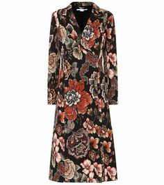 Jacquard Coat  Stella McCartney