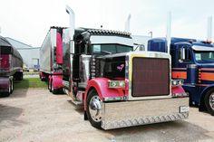 custom big rigs | Custom Big Rig 5