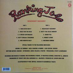 Ranking Joe - Weakheart Fadeaway (back cover)