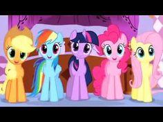 My Little Pony Equestrian Girls (California Girls Parody)