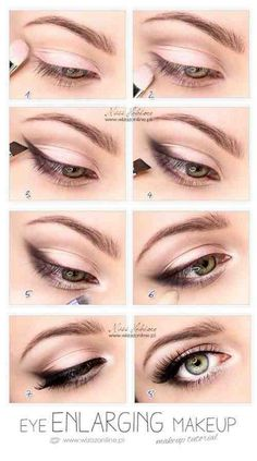 How to Make Eyes Look Bigger | Makeup Tricks  by Makeup Tutorials  http://www.makeuptutorials.com/makeup-tutorials-graduation-beauty-ideas
