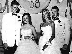 Winter Park High School Class of 1958 - Class Reunion Vintage Prom, Retro Vintage, Winter Park High School, High School Classes, Vintage Heart, S Girls, 1950s, The Past, Hollywood