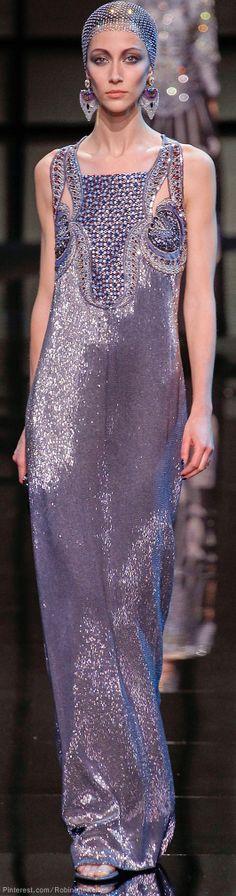 Armani Privé Haute Couture | S/S 2014  | The House of Beccaria