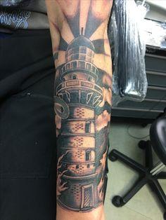 Mens leg tattoos best tattoo ideas gallery cool swag pinterest mens leg tattoo leg - Tattoo leuchtturm ...