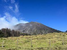 Turrialba Volcanoe
