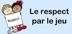 Une page dédiée à tout ceux qui veulent faire découvrir/comprendre le respect aux enfants par le jeu. Des idées pour les enfants de trois à douze ans...