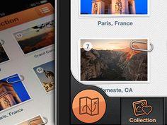 iPhone Traveling App