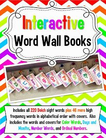 Mrs. Gilchrist's Class: Interactive Word Walls