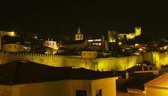 Midnight in Óbidos